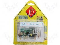 J-30 - Do-it-yourself kit, buzzer