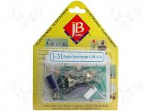 J-31 - Do-it-yourself kit, laboratory power supply unit 0-30V/
