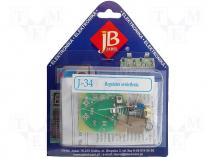 Do-it-yourself kit, dimmer up to 100W