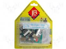 Ηλεκτρονικό Κίτ - Do-it-yourself kit, milivoltmeter with LED display