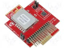 AC164134-2 - Adapter MRF24J40MB PICtail Daughter Board