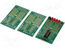 DM164120-4 - Dev.kit  Microchip PIC, Family  PIC16