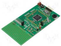DM164120-5 - Demonstration Board PIC18 J-Series 64/80-Pin