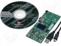 DM180021 - MPLAB Starter Kit for PIC18F MCU