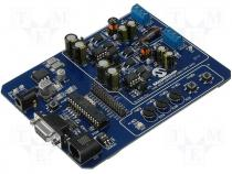 DM300023 - dsPICDEM SMPS Buck Development Board