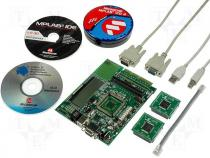 DV164033 - Starter kit for PIC24F/H dsPIC33 MCU`s