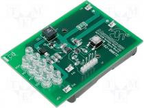 MCP1650DM-LED2 - MCP1650 Multiple White LED Demo Board