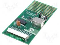 MCP3221DM-PCTL - PICtail Demo Board for MCP3221 devices