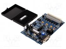 PICDEM-MCLV - Dev.kit  Microchip PIC, Family  PIC18,dsPIC