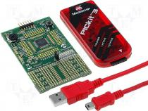 PICKIT-3 - Programmer debugger for PIC devices - kit