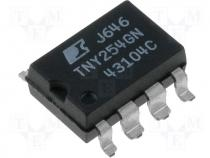 TNY254GN - Integrated circuit, off-line tinyswitch 1-4W SMD8