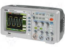 AX-DS1100CF - Oscilloscope digital Band ≤100MHz Channels 2 4kpts/ch