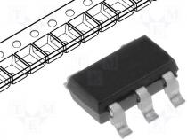 TPS2829DBVT - Integrated circuit High Speed MOSFET Driver SOT23-5