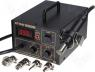 Σταθμός θερμού αέρα - Hot air soldering station, digital, ESD, 280W, 100÷480°C