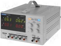 DPS-3205TK-3 - Laboratory power supply 3channel 0-30V/5A 2.5/3.3/5V