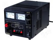 EP-603 - Triple outpout DC regulated power supply 30V 12V 5VDC