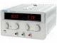 Power supply, adjustable voltage and current 0-30V/10A