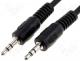 Καλωδιώσεις - Cable 2x plug jack 3.5mm stereo 10m