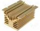 HS-060-100 - Heatsink for SSR 40A 1 phase 80x50x100mm