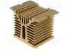 Heatsink for SSR 25A 1 phase 100x81x70mm