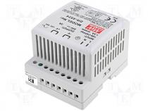 Pwr sup.unit pulse, 48W, 24VDC, 2A, 85÷264VAC, 120÷370VDC, 310g