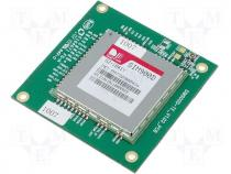 SIM900DTE - Adapter for evaluation boards with SIM900D module