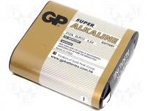 BAT-3LR12/G - Alkaline battery 4,5V 3LR12 GP