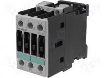 Contactor S0 9A 4kW coil 230V AC