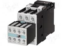 Contactor S0 12A 5,5kW 2xNO@xNC coil 24V DC
