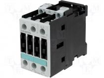Contactor S0 12A 5,5kW coil 24V AC