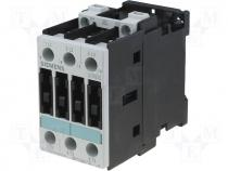 3RT1025-1AB00 - Contactor S0 17A 7,5kW coil 24V AC