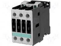 Contactor S0 17A 7,5kW coil 230V AC