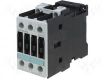 3RT1026-1BE40 - Contactor S0 25A 11kW coil 110V DC