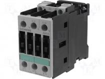 Contactor S0 25A 11kW coil 24V AC