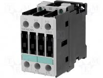 Contactor S0 25A 11kW coil 230V AC