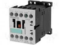 3RT1015-1BB42 - Contactor S00 7A 3kW 1xNC coil 24V DC