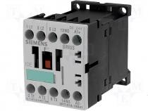 3RT1015-1BB41 - Contactor S00 7A 3kW 1xNO coil 24V DC