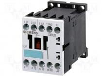 3RT1016-1BE42 - Contactor S00 9A 4kW 1xNC coil 110V DC