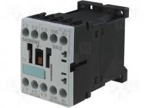 3RT1016-1BE41 - Contactor S00 9A 4kW 1xNO coil 110V DC