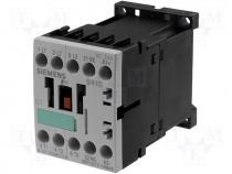 3RT1017-1BB42 - Contactor S00 12A 5,5kW 1xNC coil 24V DC