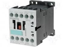 3RT1017-1AB02 - Contactor S00 12A 5,5kW 1xNC coil 24V AC