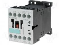 Contactor S00 12A 5,5kW 1xNO coil 24V AC
