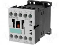 Contactor S00 12A 5,5kW 1xNO coil 230V AC