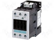 Contactor S2 12A 5,5kW coil 24V AC