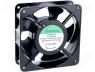 Ανεμιστήρας AC - Fan 120x120x38;ball bearing;AC230V;138,00m3/h;36,5dBA