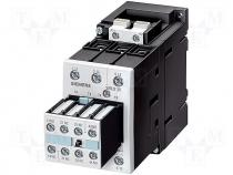 Contactor S2 50A 22kW 2xNO@xNC coil 230V AC