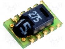 SHT15 - Humidity and temperature sensor, case SMD, 4pin _0.3°C