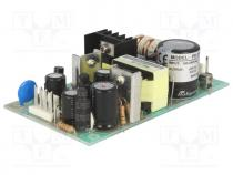 Power supply  switched-mode, 25W, 120÷370VDC, 90÷264VAC, 5VDC