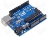A000066 - Arduino Uno Rev3 Development kit