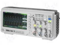 Oscilloscope digital Band ≤100MHz Channels 2 1Mpts/ch
